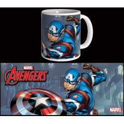 CAPTAIN AMERICA THE AVENGERS SERIES 2 MUG