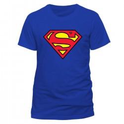 SUPERMAN LOGO DC COMICS T SHIRT SIZE EXTRA LARGE
