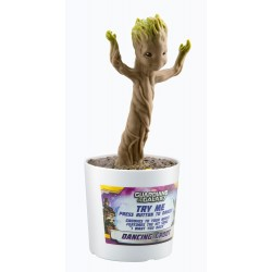 DANCING GROOT GUARDIANS OF THE GALAXY FIGURE WITH SOUND