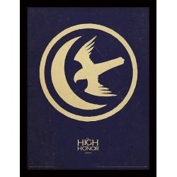 AS HIGH AS HONOR ARRYN GAME OF THRONES POSTER
