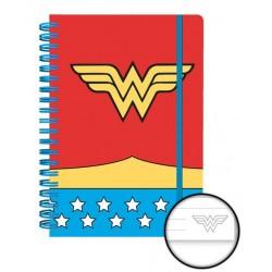 WONDER WOMAN DC COMICS NOTEBOOK A5
