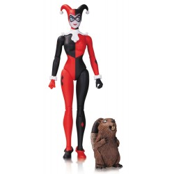 TRADITIONAL HARLEY QUINN DC COMICS DESIGNER SERIES CONNER ACTION FIGURE