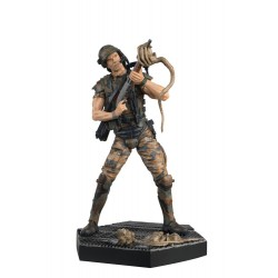 CORPORAL HICKS ALIEN AND PREDATOR FIGURINE COLLECTION NUMBER 3