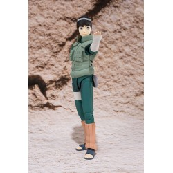 ROCK LEE SH FIGUARTS ACTION FIGURE