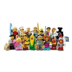 LEGO MINI FIGURE SERIE 17 71018