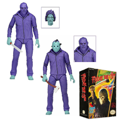 JASON FRIDAY THE 13TH POWER PLAY SERIES ACTION FIGURE