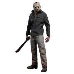 JASON VOORHEES FRIDAY THE 13TH 1/6 SCALE ACTION FIGURE