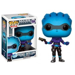 PEEBEE WITH GUN MASS EFFECT ANDROMEDA POP! GAMES VYNIL FIGURE