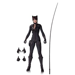 CATWOMAN DC COMICS BATMAN ARKHAM KNIGHT ACTION FIGURE