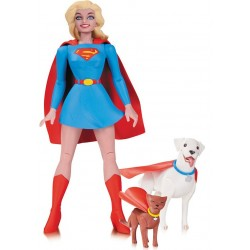 SUPERGIRL DC COMICS DESIGNER SERIES COOKE ACTION FIGURE
