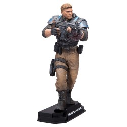 JD FENIX GEARS OF WAR 4 COLOR TOPS FIGURE