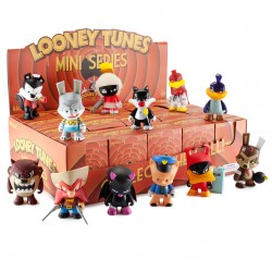 LOONEY TUNES MINI FIGURES BLIND BOX BY KIDROBOT