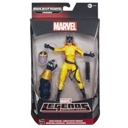 MARVEL LEGENDS INFINITE SERIES WAVE 2 - HELLCAT - ACTION FIGURE