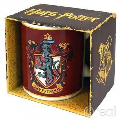 GRYFFINDOR HARRY POTTER BOXED MUG