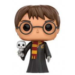 HARRY POTTER AND HEDWIGE HARRY POTTER POP! VINYL FIGURE