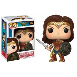 WONDER WOMAN MOVIE POP! HEROES VYNIL FIGURE