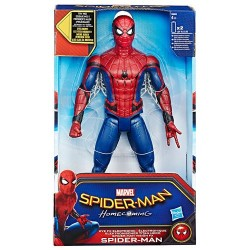 SPIDERMAN HOMECOMING ELECTRONIC ACTION FIGURE