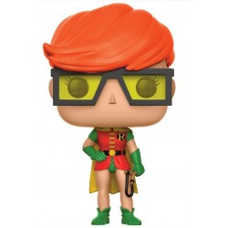 CARRIE KELLEY ROBIN BATMAN TDKR POP! HEROES VINYL FIGURE