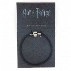 LEATHER BRACELET FOR HARRY POTTER SLIDER CHARMS