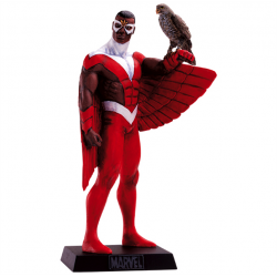 FALCON MARVEL CLASSIC COLLECTION NUMERO 27 RESINE FIGURE