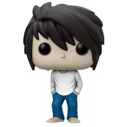 L DEATH NOTE POP! ANIMATION VYNIL FIGURE