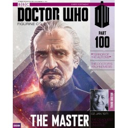 THE MASTER DOCTOR WHO COLLECTION NUMERO 100