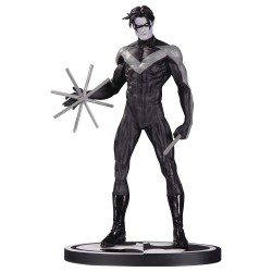 NIGHTWING BY JIM LEE DC COMICS BATMAN BLACK AND WHITE STATUE