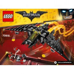 BATWING LEGO BATMAN THE MOVIE 70916