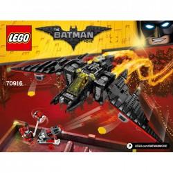 BATWING LEGO BATMAN THE MOVIE 70916