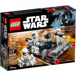 FIRST ORDER TRANSPORT SPEEDER BATTLE PACK STAR WARS LEGO 75166