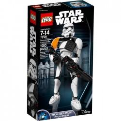 STORMTROOPER LEGO STAR WARS BUILDABLE FIGURE 75531