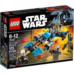 BOUNTY HUNTER SPEEDER BIKE BATTLE PACK STAR WARS LEGO 75167