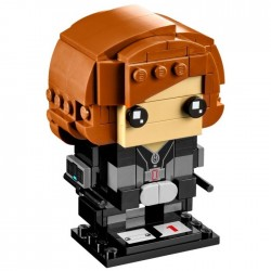 BLACK WIDOW MARVEL BRICK HEADZ LEGO 41591