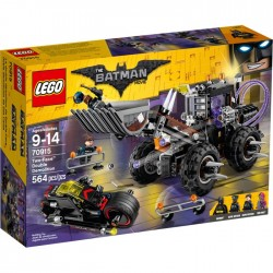 TWO FACE DOUBLE DEMOLITION LEGO BATMAN THE MOVIE 70915