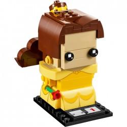 BELLE BEAUTY AND THE BEAST DISNEY BRICK HEADZ LEGO 41595