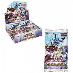 EVOLUTION DES PENDULES YU GI OH! VERSION FRANCAISE BOOSTER