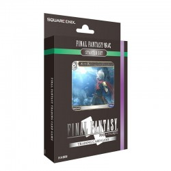 FINAL FANTASY TYPE -0 TRADING CARD GAME STARTER