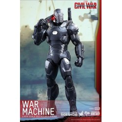 WAR MACHINE MARK 3 CAPTAIN AMERICA CIVIL WAR 1:6 SCALE ACTION FIGURE