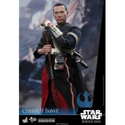 CHIRRUT IMWE STAR WARS ROGUE ONE COLLECTIBLE ACTION FIGURE
