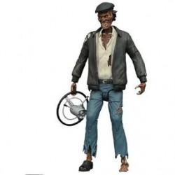 TAXI DRIVER ZOMBIE GHOSTBUSTERS WAVE 5 ACTION FIGURE