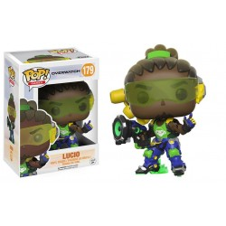 LUCIO OVERWATCH POP! GAMES VYNIL FIGURE