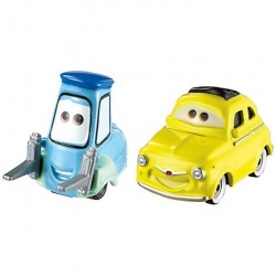LUIGI AND GUIDO CARS 3 DIE-CAST FIGURE