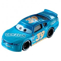 BUCK BEARINGLY CARS 3 DIE-CAST FIGURE