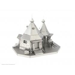 RUBEUS HAGRID HUT HARRY POTTER METAL EARTH 3D MODEL KIT