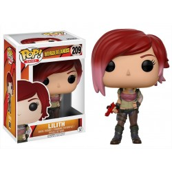 LILITH BORDERLANDS POP! GAMES VINYL FIGURE