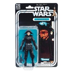 DEATH SQUAD COMMANDER STAR WARS 40TH ANNIVERSARY THE BLACK SERIES WAVE 2 6 INCH ACTION FIGURE