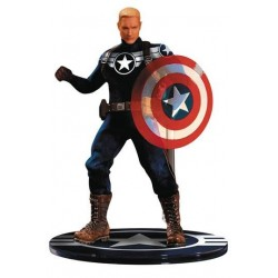 COMMANDER ROGERS MARVEL ONE : 12 COLLECTIBLE ACTION FIGURE