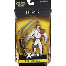 SHATTERSTAR MARVEL LEGENDS SERIES WARLOCK X-MEN ACTION FIGURE