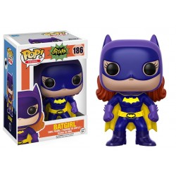BATGIRL BATMAN 1966 POP! HEROES VYNIL FIGURE