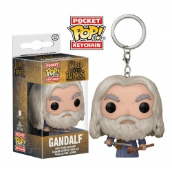 GANDALF LORD OF THE RINGS POCKET POP! KEYCHAIN